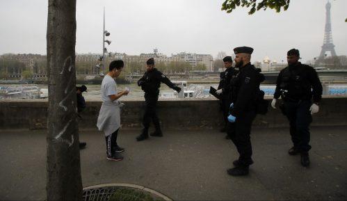U Francuskoj pooštrene novčane kazne za nepoštovanje karantina 12