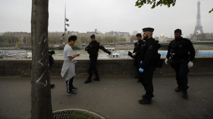 Francuska u četvrtoj nedelji karantina, 9.000 umrlo od korona virusa 2