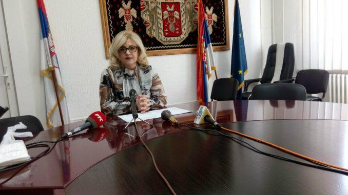 Načelnica Pirotskog upravnog okruga: Odluka o ograničenju visine cena osnovnih životnih namirnica i zaštitne opreme 1