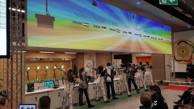 Otkazana ovogodišnja Evropska liga mladih u streljaštvu 2