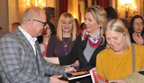 Vesić povodom 8. marta ugostio 1.800 žena iz Skupštine grada 3