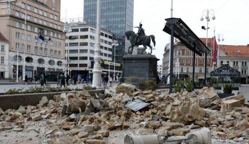 Gotovo 300 Zagrepčana u privremenom smeštaju posle potresa, mnogi kod rodbine 2