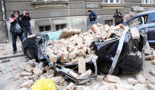 U Zagrebu oko 11 sati još jedan umereni zemljotres 6