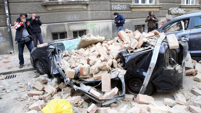 U Zagrebu oko 11 sati još jedan umereni zemljotres 2