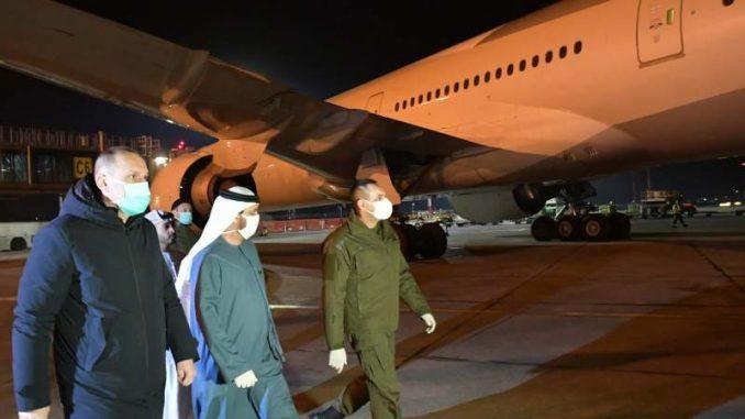 Stigla pomoć iz Ujedinjenih Arapskih Emirata 2