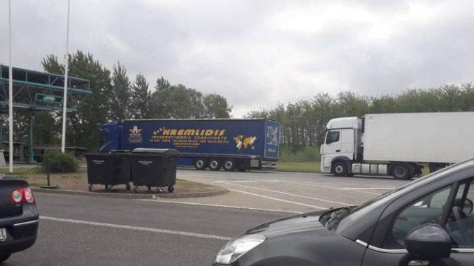 AMSS: Kamioni čekaju pet sati na Batrovcima 3