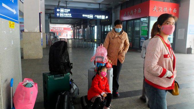 U Kini nema novih lokalno zaraženih, 67 uvezenih zaraženih 1