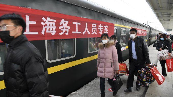 Kina ukida restrikcije kretanja u provinciji Hubej i gradu Vuhanu 3