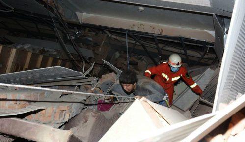 Broj stradalih u srušenom hotelu za karantin u Kini porastao na 10 12