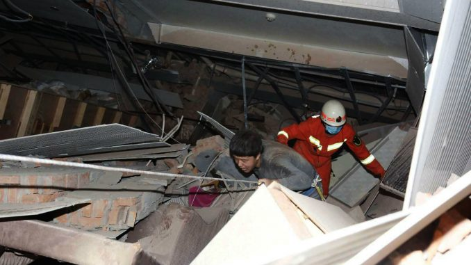 Broj stradalih u srušenom hotelu za karantin u Kini porastao na 10 2