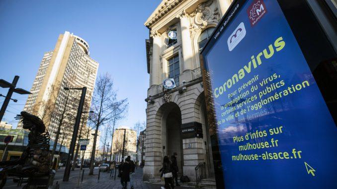 Francuski ministar kulture testiran pozitivno na korona virus 4