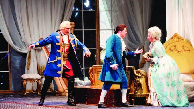 """Opera """"Manon Lesko"""" na Velikoj sceni Narodnog pozorišta 2"""