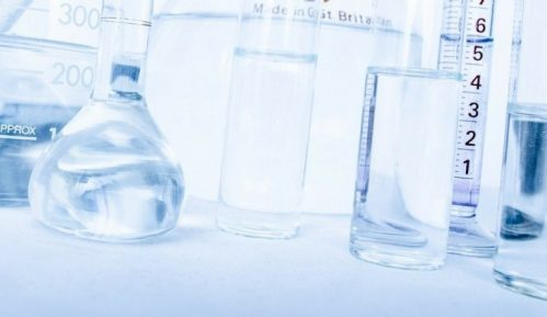 laboratorija, alkohol