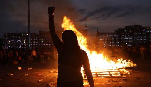 Neredi u Meksiku na Međunarodni dan žena 3