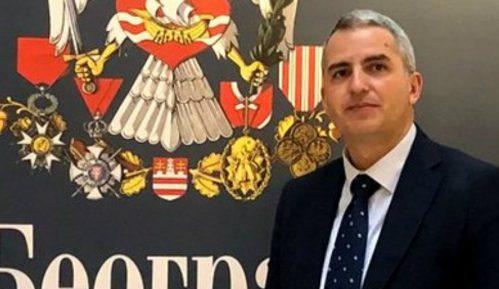 Mladenović: Simboli Beograda u bojama Italije, Kine, Španije, Irana i Francuske 6
