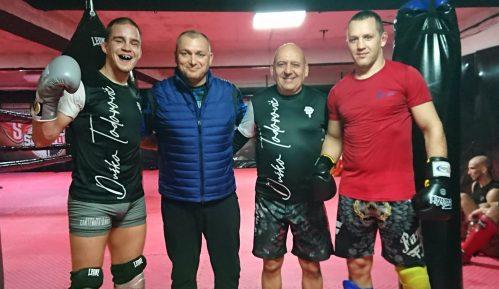 UFC srpski ratnik Duško Todorović: Stopama Novaka i Džošue u O2 Areni 3