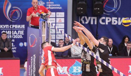 Odbojkaši Vojvodine osvojili Kup Srbije 4