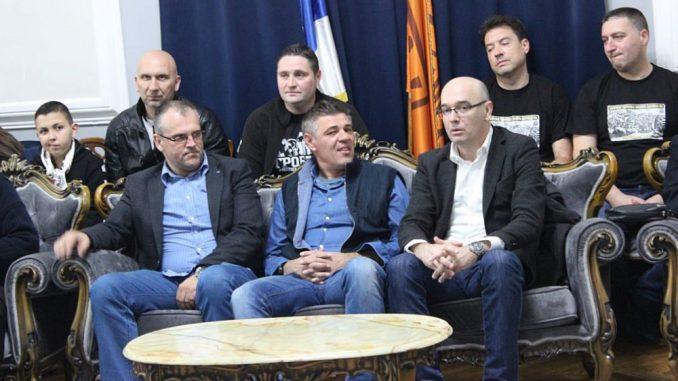 Požarevac: Podeljene članske karte FK Partizan, gostovao Savo Milošević 2
