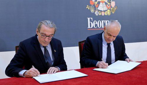 Gradonačelnici Beograda i Strazbura potpisali načelni dogovor o saradnji 6