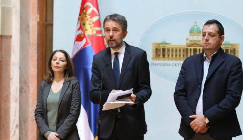 """Poslanici """"Dosta je bilo"""" traže prijem kod Maje Gojković 15"""