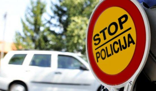 Maloletnik vozio bez dozvole i pod dejstvom psihoaktivnih supstanci 13