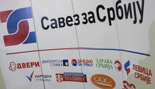 Savez za Srbiju: Produbljene političke podele 14