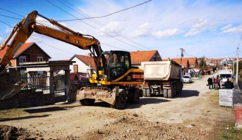 U Šapcu su od 1. marta intenzivirani radovi na infrastrukturi 3