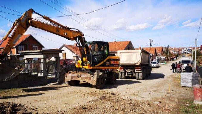 U Šapcu su od 1. marta intenzivirani radovi na infrastrukturi 1