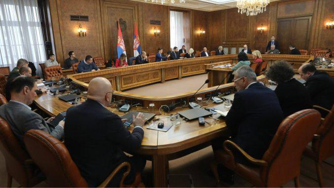 Vlada: Zabrana kretanja od 17 do pet ujutru, šetnja ljubimaca od 20 do 21 sat 12
