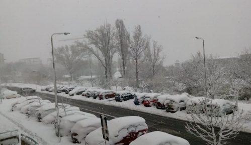 Vesić: Beograd je u trećem stepenu pripravnosti zbog snega 10