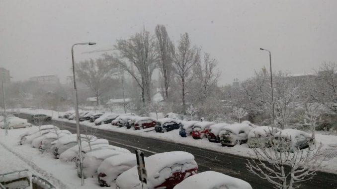 Vesić: Beograd je u trećem stepenu pripravnosti zbog snega 2