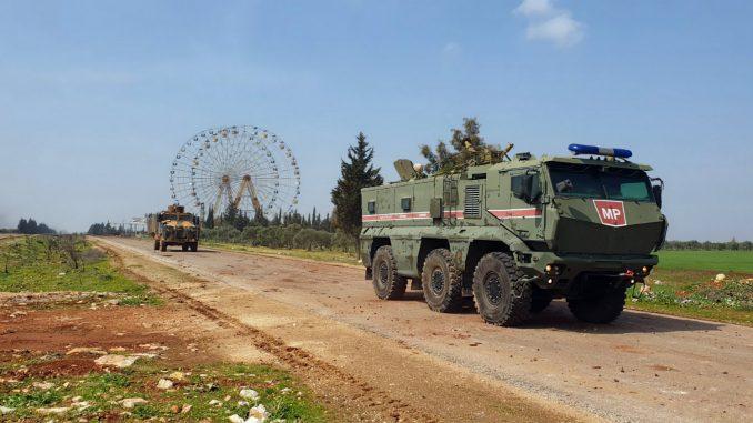 Turska i Rusija počele zajedničko patroliranje na severu Sirije uprkos protestima 1