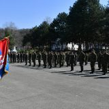Martovska generacija vojnika na dobrovoljnom služenju položila zakletvu 14