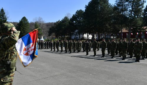Martovska generacija vojnika na dobrovoljnom služenju položila zakletvu 12