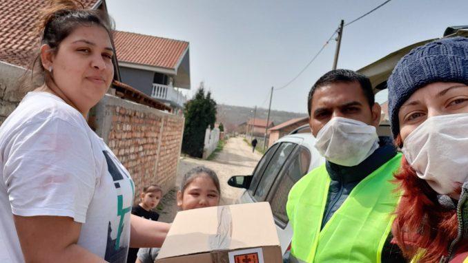 Volonteri delili pomoć socijalno ugroženima u Kostolcu 2