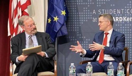 Jeremić: Zapadni Balkan čine kleptokratske diktature, čir puca u Crnoj Gori 13