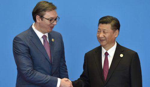 Vučić Đinpingu povodom Honkonga: Podržavamo suverenitet, integritet i bezbednost Kine 14