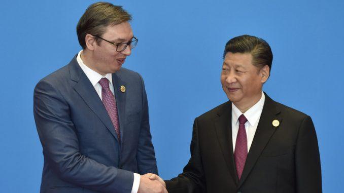 Vučić Đinpingu povodom Honkonga: Podržavamo suverenitet, integritet i bezbednost Kine 2