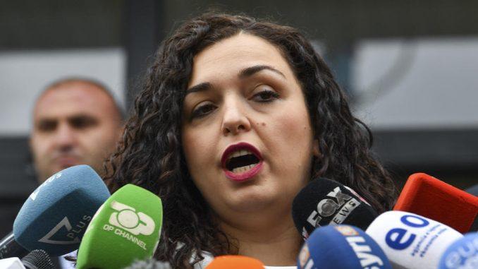 Prekinuta sednica Skupštine Kosova zbog napada i vređanja predsednice Osmani 4