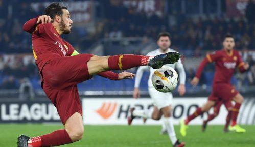 Fudbaleri Rome nisu otputovali u Sevilju zbog korona virusa 4