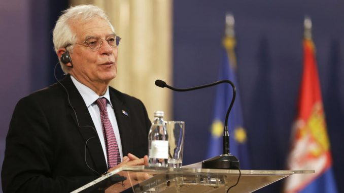Borelj upozorio Dodika: Neuspeh u rešavanju problema migranata može da ima teške posledice 5