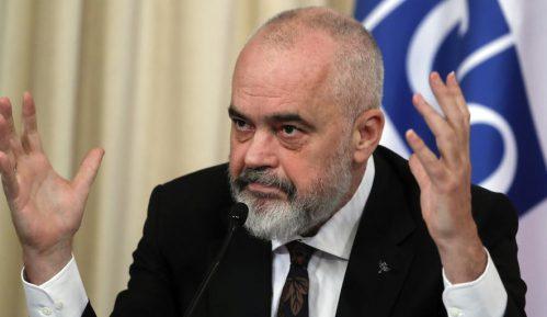 Rama: Naša ambicija je da uklonimo granicu između Albanije i Kosova 1