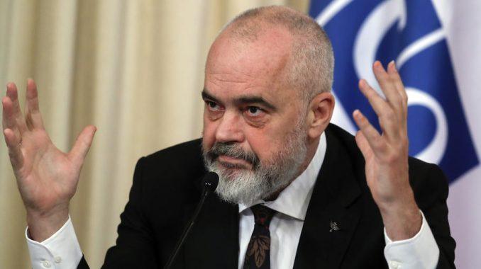 Rama: Albaniji i Kosovu važan mini Šengen 1