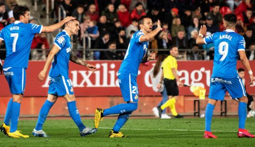 Hetafe neće putovati u Italiju na duel sa Interom u Ligi Evropa 4