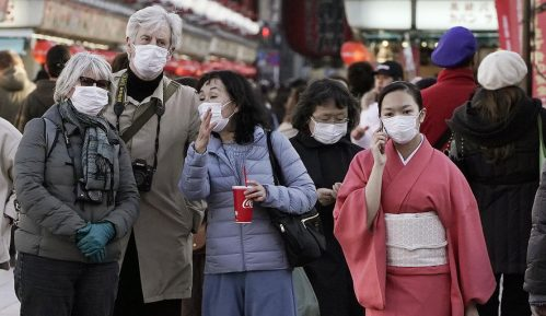 Tokio drugi dan beleži rekordan broj obolelih 4