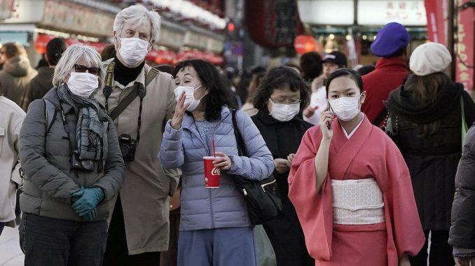 Japanska vlada proglasiće zbog korone ponovo vanredno stanje 6