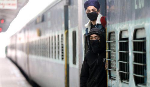 U Indiji nastavljen rast broja obolelih od korone, više od 93.000 novih slučajeva 1