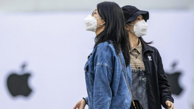 Kina beleži pad broja zaraženih korona virusom 1