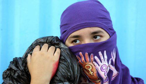 Meksiko: Žene proglasile nacionalni štrajk posle velikog marša 8. marta 1