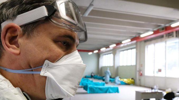 U Rasinskom okrugu 88 slučajeva korona virusa, oprema se Hala sportova u Kruševcu 4